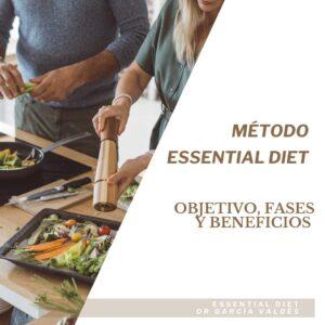Método Essential Diet Dr. García Valdés
